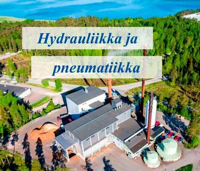 Hydrauliikka ja Pneumatiikka | Hydjan Oy